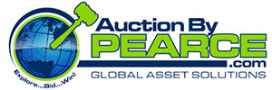 Alabama Auctioneering, INC., DBA Pearce & Associates Logo
